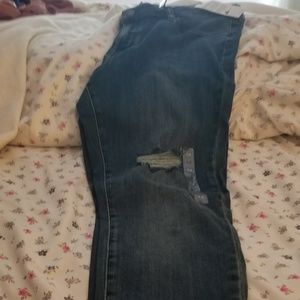 New York and company legging jeans